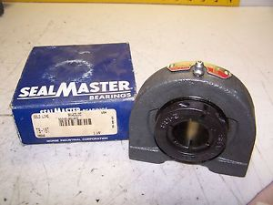 "SEALMASTER TB-18T PILLOW BLOCK BEARING 1-1/8"" GOLDLINE SWEZLOC"