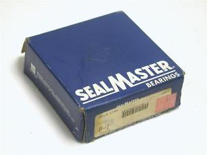 BRAND  IN BOX SEALMASTER BEARING FLANGE UNIT SF-12