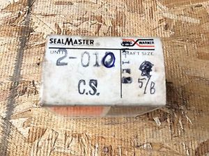 SealMaster-BEARING, #2-010  ,comes with 30 DAY WARRANTY, FREE SHIPPING