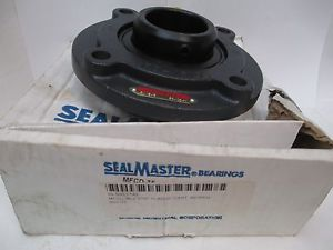 "SEALMASTER FLANGE BEARING MFCD-35 MFCD35 2-3/16"" BORE"