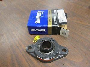 "SealMaster Gold Line Flange Bearing STF-16 1"" New Surplus"