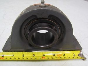 "Sealmaster NP-30 1-7/8""Diameter Bore Roller Bearing Pillow Block"