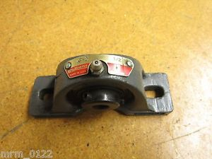 Seal Master NP-8 1/2 With P-102 Pillow Block Bearing New Old Stock
