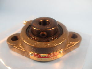 Sealmaster SFT-8, 2-Bolt Flange Unit, SFT8, SFT 8, Housing = F-523, Insert- 2-08