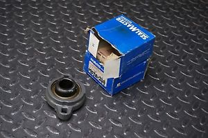 "Sealmaster LFT-14 2-Bolt Flange Bearing 7/8"" – Lot of 2"