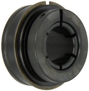 Sealmaster ER-12TC Cylindrical OD Bearing, Skwezloc Collar, Contact Rubber