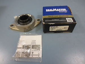 "1 Nib SealMaster SFT-23C CR 1 7/16"" Inch Pillow Block Bearing"