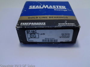 SF-16C – SEALMASTER – STANDARD DUTY FLANGE UNIT 4 BOLT