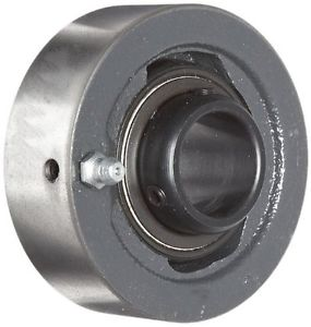 Sealmaster SC-12 Ball Bearing Cartridge Unit, Setscrew Locking Collar, Felt