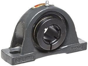 Sealmaster NP-20T Pillow Block Ball Bearing, Non-Expansion Type, Normal-Duty,