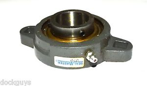 "SEALMASTER LFT-19W  BOLT FLANGE  BEARING 1-3/16"" BORE"