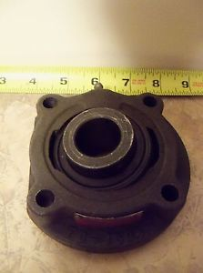 "Seal Master MFC-16 1"" Bore 4 Bolt Flange MODIFIED with flat edge – see po"