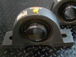 "Seal Master 2-11/16""  Bearing Pillow Block Bolt P-312 Mount EMPD-43"