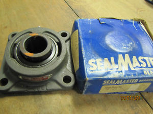 SEAL MASTER SEALMASTER FLANGE BEARING SF-21 SF21 1 5/16""