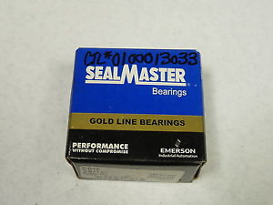"Seal Master 2-015 2-Bolt Set Screw Locking Bearing Insert 15/16"" !  !"