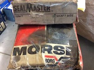 2-Sealmaster Bearings #SF 30, Free shipping to lower 48, 30 day warranty