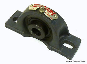 "SealMaster S-510-M P-102 Pillow Block Bearing Shaft Diameter-5/8"" **"