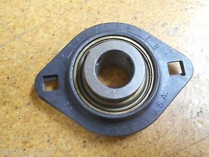 SEAL MASTER SSFT-12 L-12 YD Ball Bearing Flange Unit 19mm ID New No Hardware