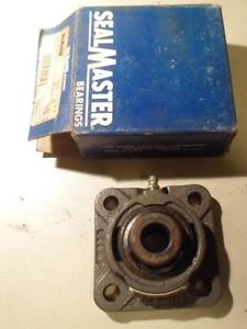 "New in box Seal Master SF-10 Ball Bearing 5/8"" Flange Unit NOS NIB Never Used"