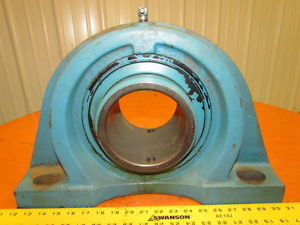 "Sealmaster 3-415D 4-15/16"" S2979M79 Heavy Duty Pillow Block Bearing"