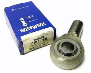"BRAND  IN BOX SEALMASTER TRE-16 ROD END BEARING 1"" BORE (2 AVAILABLE)"