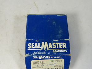 Seal Master BH-24LS Bearing Spherical 1-1/2IN Bore 2-3/4 X 1-3/8 X 3/32 IN