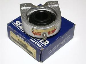 "IN BOX SEALMASTER TAPPED BASE PILLOW BLOCK 1"" BORE TB-16C CR (2 AVAIL)"