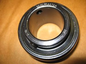 "SealMaster 2-16 Bearing Insert 1-3/8"" Bore Gold Line- New – No Box-"