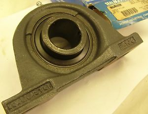 SEALMASTER GOLD LINE NP-21  1-5/16  2-BOLT PILLOW BLOCK BEARING 700186  (F86)