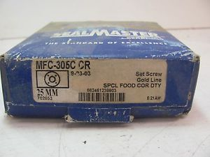 SEALMASTER MFC-305C CR GOLD LINE PILLOW BLOCK BEARING