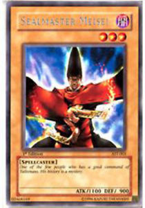 3x Sealmaster Meisei – AST-003 – Rare – Unlimited Edition YuGiOh NM AST – Ancien