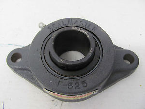 "SEALMASTER FLANGE BEARING SFT-20R F-525 2 BOLT 1-14 ZK 1-1/4"" (OTHER)"