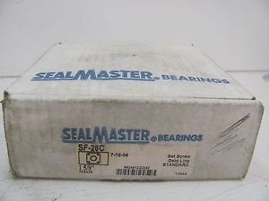 SEALMASTER SF-26C FLANGE FOUR BOLT BEARING