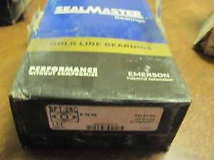 SEALMASTER SFT-28C BALL BEARING FLANGE UNIT UNOPEN