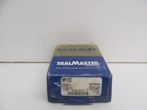 "SEALMASTER NP-12C 3/4"" PILLOW BLOCK BEARING"