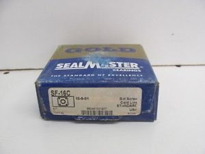 "SEALMASTER SF-16C 1"" PILLOW BLOCK BEARING   SEALED"