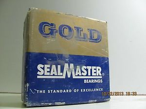 FACTORY SEALED- SEALMASTER (M# SF-22C ) New Ball Bearing Flange Unit