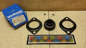 "NOS Sealmaster Morse Ball Bearing Flange Unit SSFT-12 3/4"" 3130001028960"