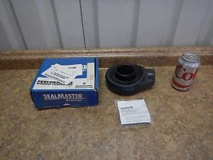 "Sealmaster SEHB-39 Gold Line Hanger Ball Bearing Unit 2 7/16"" Bore Set Screw"