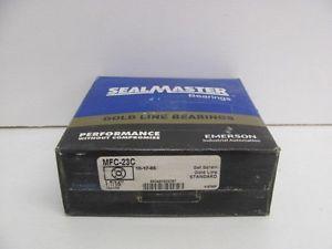 "SEALMASTER MFC-23C PILLOW BLOCK BEARING (1-7/16"") SEALED!!!"