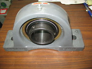 "New Sealmaster EMP-39 Pillow Block Bearing 2 7/16"" Bore"