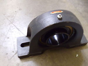 "SEALMASTER EMP-55 PILLOW BLOCK BEARING 3-7/16"" * NO BOX*"