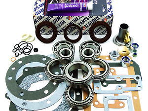 Landrover 90 Defender Transfer box complete bearing oil seal master rebuild kit