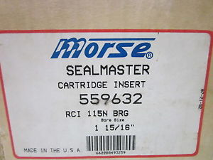 MORSE SEAL MASTER 5591632 * IN A BOX*