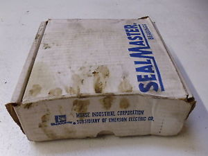 SEALMASTER SF-39TC FLANGE BLOCK BEARING (AS PICTURED-GREASE) * IN BOX*