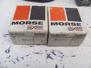 LOT OF 2 Seal Master RB-14 Bearing New!!!