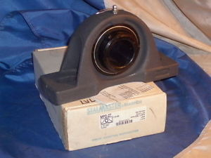 "SEALMASTER MPD-27 1-11/16"" GOLD LINE PILLOW BLOCK BEARING"