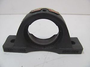 SEALMASTER P-104 NP-16C POLYMER COATED PILLOW BLOCK BEARING HOUSING