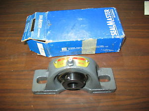"New Sealmaster NP-10 Pillow Block Bearing 5/8"" Bore"