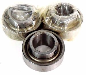 "LOT OF 3  SEALMASTER SL-19 ROLLER BEARINGS 1-3/16"" BORE SL19 P/N 725544"